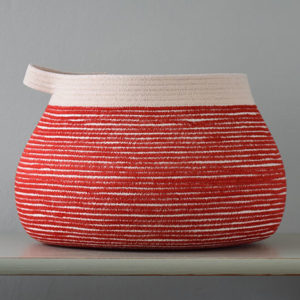 Large Red Vessel I