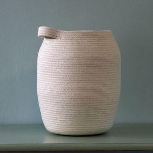 Medium Ivory Vessel I