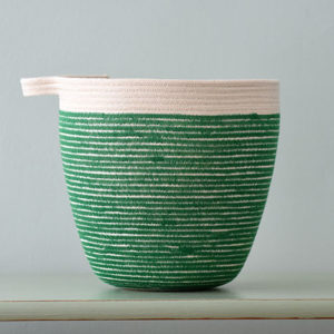 Small Green Vessel