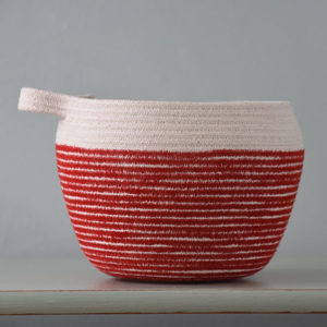 Small Red Vessel